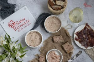 Receta para hacer paté de jamón - Sabor Granada