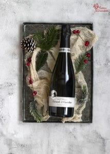 Brut nature Carayol & Castellar para maridar estas zamburiñas gratinadas - Sabor Granada
