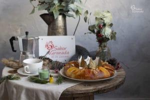 Receta para hacer roscón de Reyes - Sabor Granada