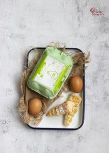 Huevos Garrido para canutillos rellenos de crema pastelera - Sabor Granada