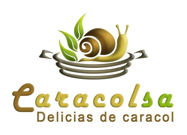 Imagotipo Caracolsa vertical - Sabor Granada