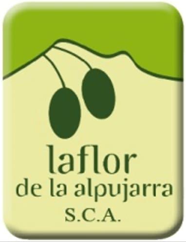 Logo La Flor de la Alpujarra - Sabor Granada