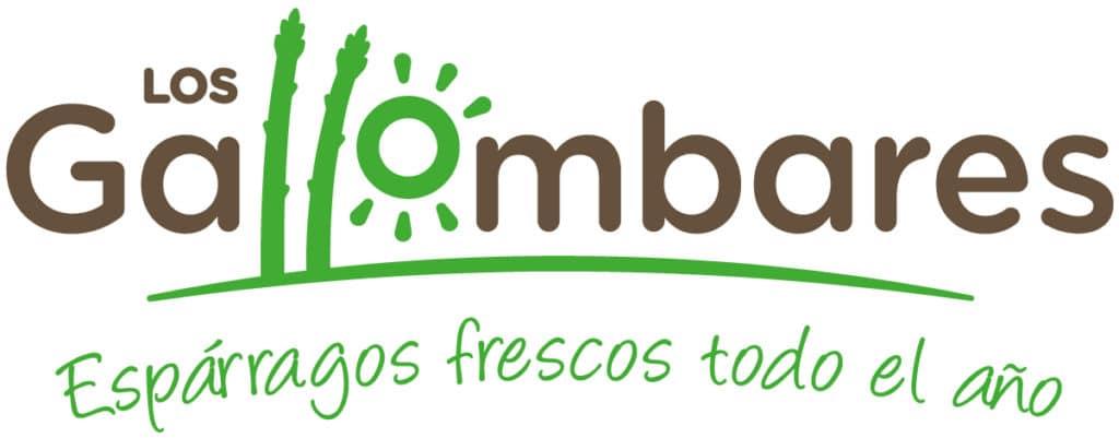 Logo Los Gallombares con slogan - Sabor Granada