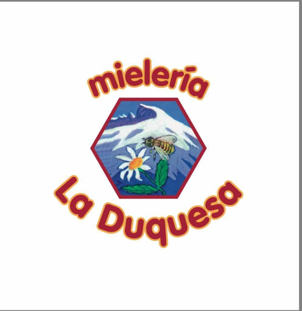 Logotipo Mielería La Duquesa - Sabor Granada