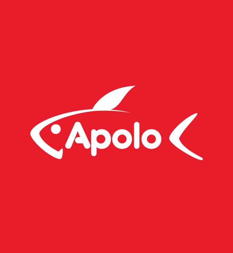 Logotipo Mariscos Apolo - Sabor Granada