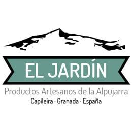 logo El Jardín - Sabor Granada