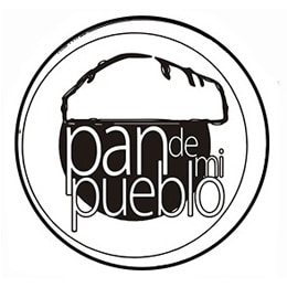 logo panadería Pan de mi Pueblo - Sabor Granada