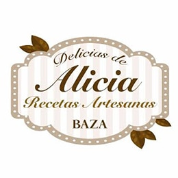 logo Delicias de Alicia - Sabor Granada