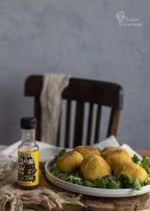 Salsas de Jalapeño de Salsas y Especias Sierra Nevada - para hacer las bombas picantes de patatas - Sabor Granada