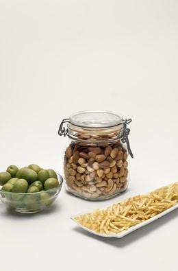Varios aperitivos - Sabor Granada