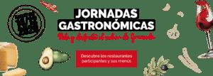 """Banner de """"Jornadas Gastronómicas"""" - Sabor Granada"""