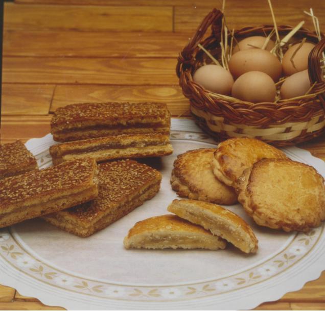 Dulces granadinos: tradición árabe - Sabor Granada