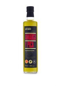 Amarga y pica aceite de Conde de Benalúa - Sabor Granada