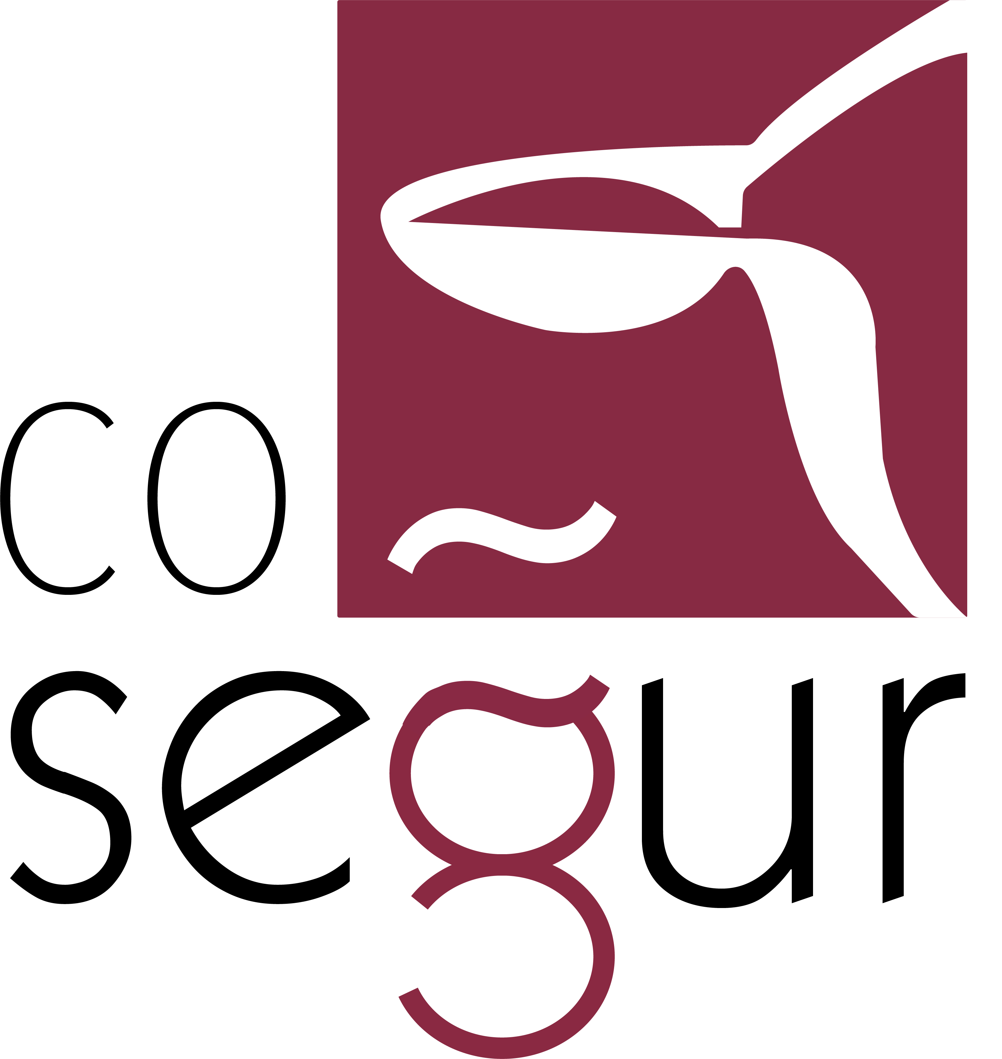 Logo Cosegur - Sabor Granada