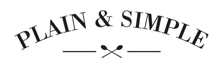 Logo Plain & Simple - Sabor Granada