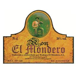 logo ron el mondero - Sabor Granada