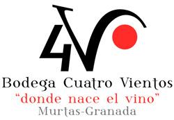 Bodega 4 vientos logo - Sabor Granada