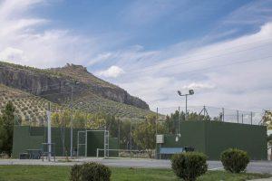 Vistas desde la Almazara Campopineda - Sabor Granada