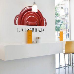 La Borraja - Sabor Granada