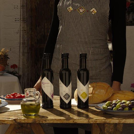 Aceites de la Almazara guaryat dillar - Sabo Granada