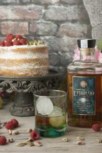 Cómo hacer tarta Embrujo de Granada - Sabor Granada