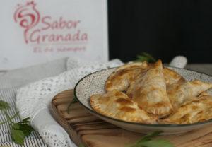 Cómo hacer empanadillas de gambas - Sabor Granada