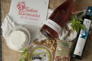 Productos para hacer Risotto de manzana y requesón con nueces - Sabor Granada