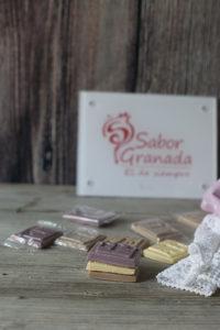 Chocolates de Chocolates Sierra nevada - Sabor Granada