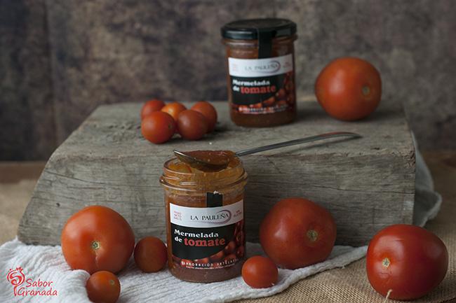Mermelada de tomate - Sabor Granada