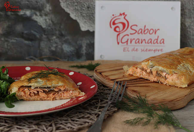 Receta para hacer trucha a la hidromiel con mermelada de cebolla y pasas - Sabor Granada