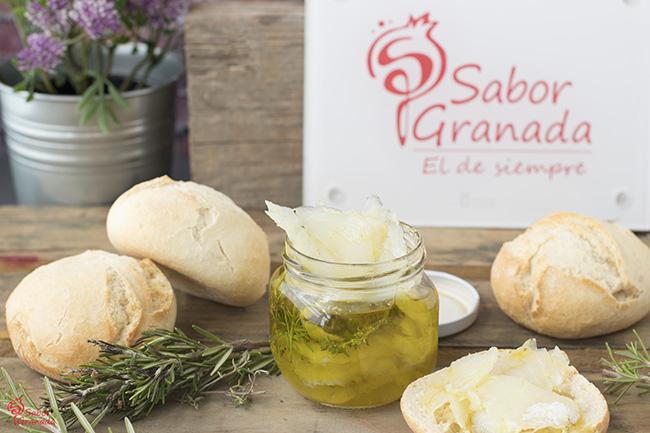 Cómo hacer bacalao marinado - Sabor Granada