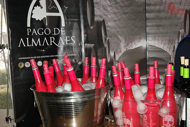 Vinos de Pago Almaraes en la Feria Primavera y vino en Guadix 2018 - Sabor Granada