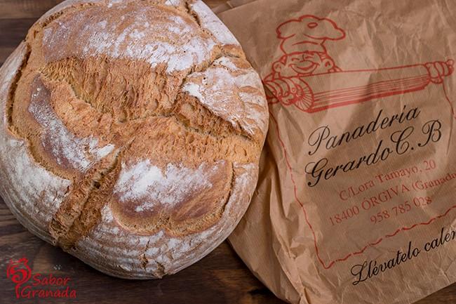 Pan de Panadería Gerardo - Sabor Granada
