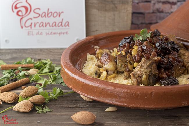 Cómo hacer tajine de cordero - Sabor Granada