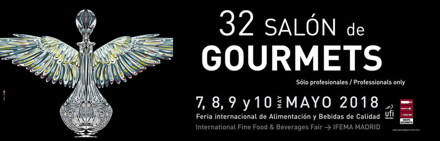 Sabor Granada acude a Salon del Gourmet 2018