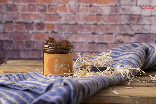Chutney de calabaza - Sabor Granada