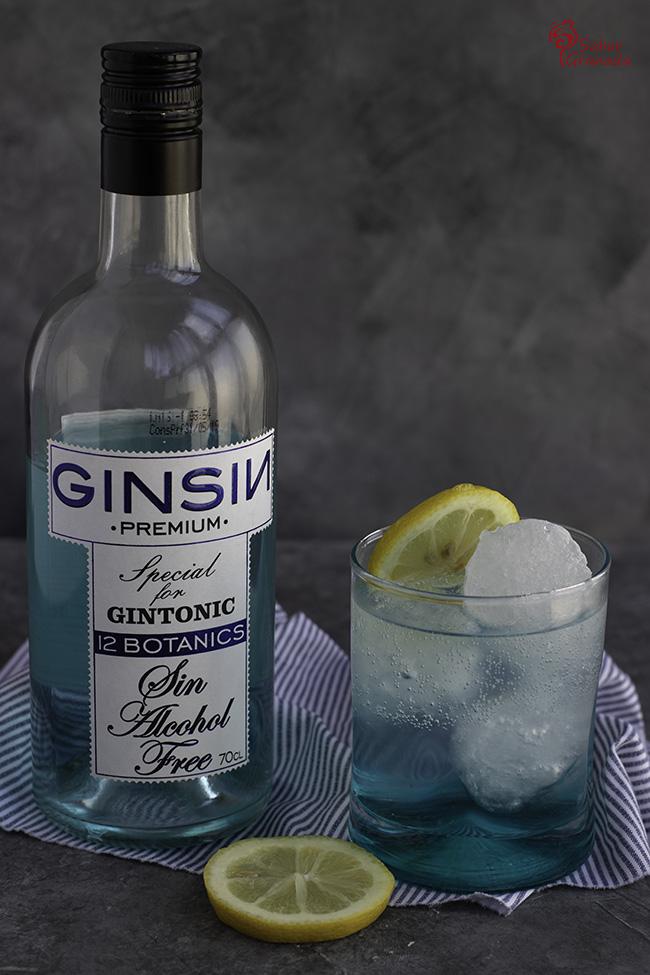 Gin Sin Alcohol de Espadafor - Sabor Granada