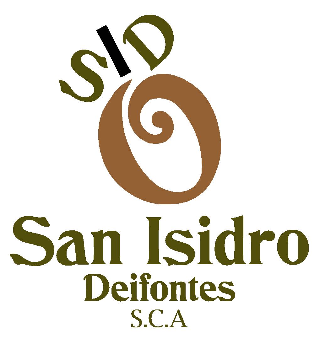 Logo San Isidro Deifontes - Sabor Granada