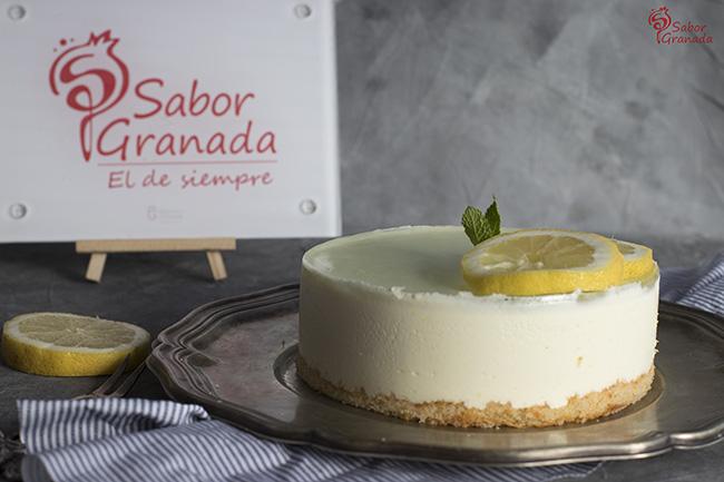 Receta para hacer pastel de Gin Tonic sin alcohol - Sabor Granada