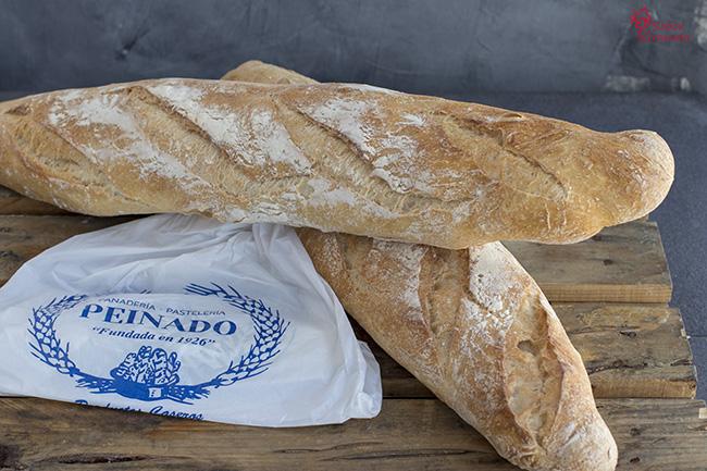 Panes de panadería Peinado - Sabor Granada