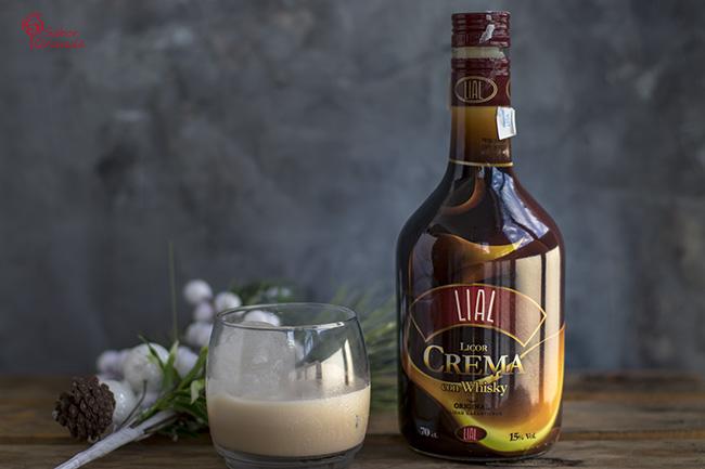 Licor de crema de whisky - Sabor Granada