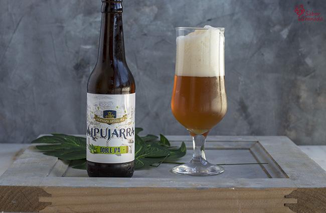 Cerveza Alpujarra para maridar - Sabor Granada