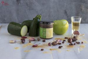 Chutney de calabacín - Sabor Granada