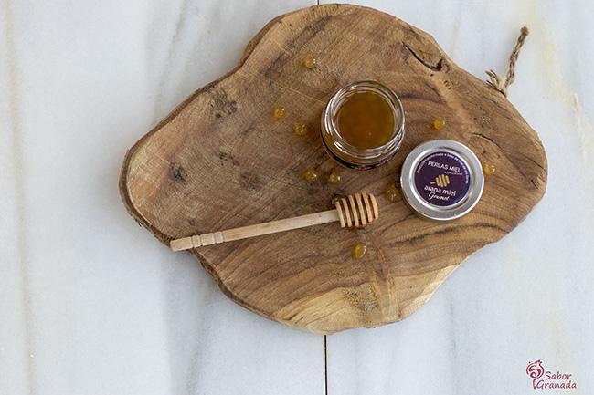 Perlas de miel - Sabor Granada