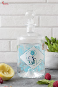 Gin Zarí - Sabor Granada