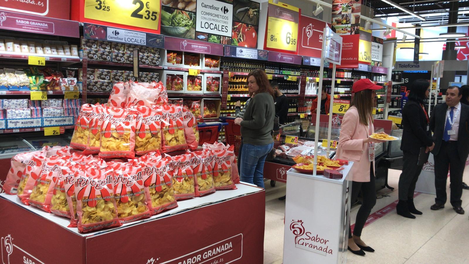 Productos Sabor Granada en Carrefour