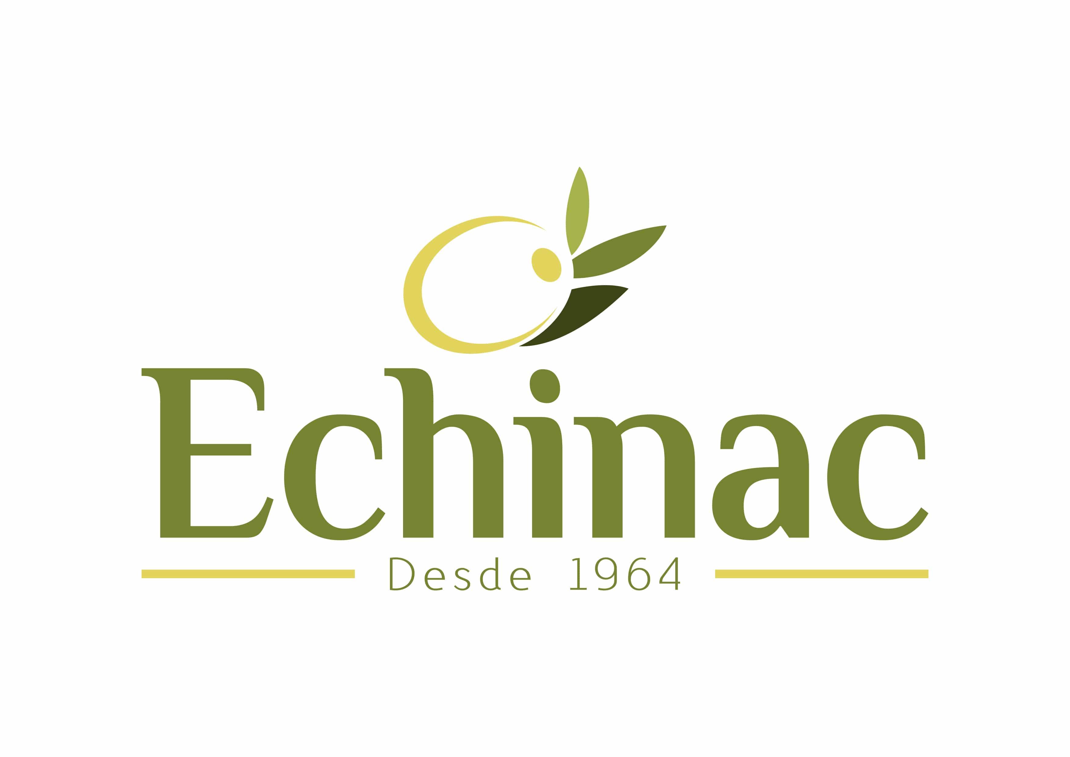 Logo Aceites Echinac - Sabor Granada