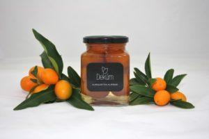 Kumquat y kumquat en almíbar de Dekúm - Sabor Granada