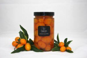 Kumquat en almíbar de Dekúm - Sabor Granada