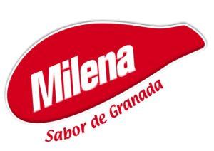 Logotipo Milena - Sabor Granada